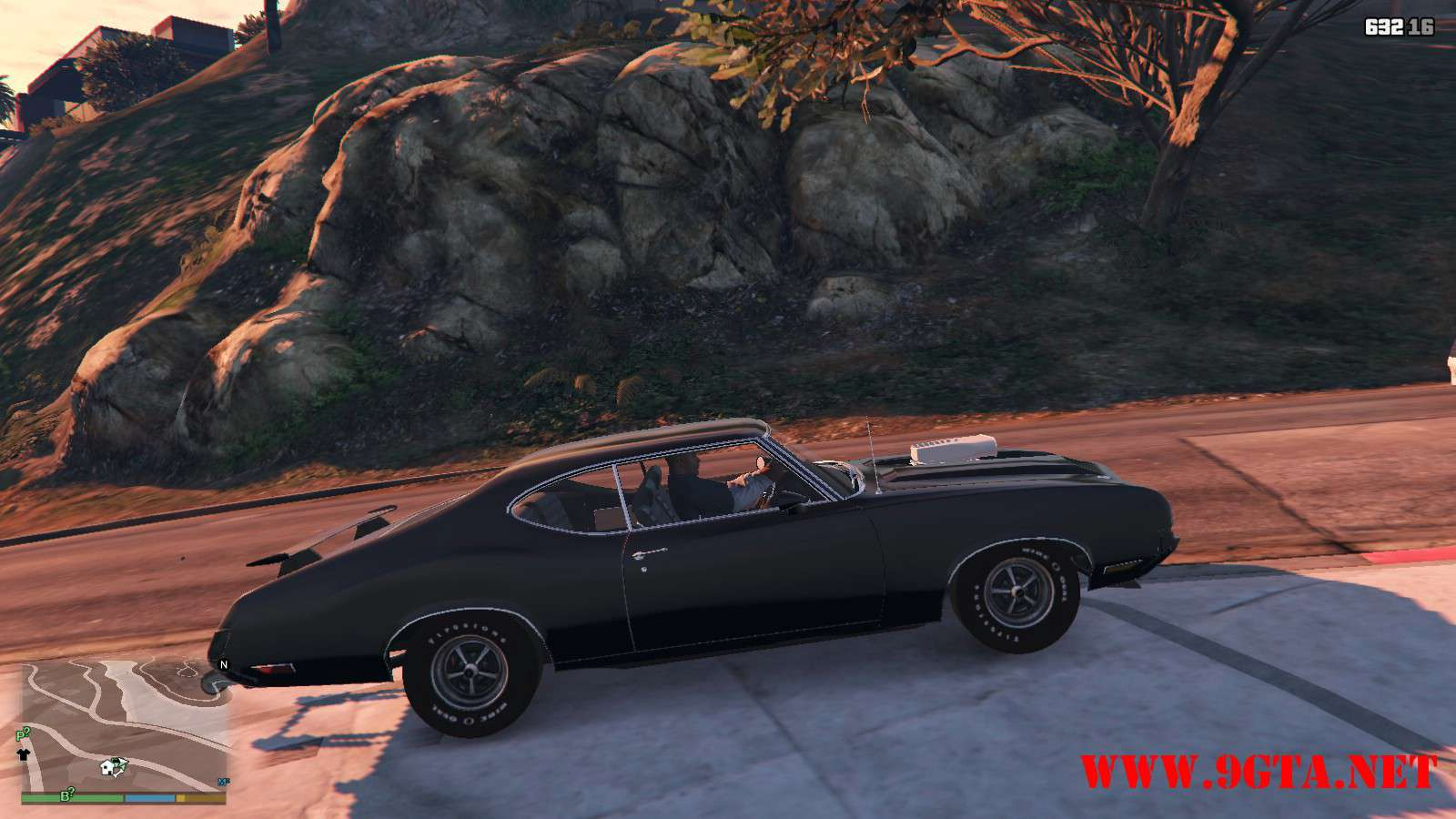 1970 Oldsmobile 442 GTA5 Mods (4)