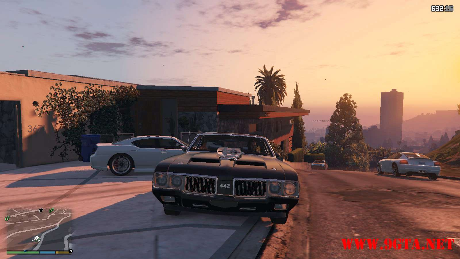 1970 Oldsmobile 442 GTA5 Mods (5)