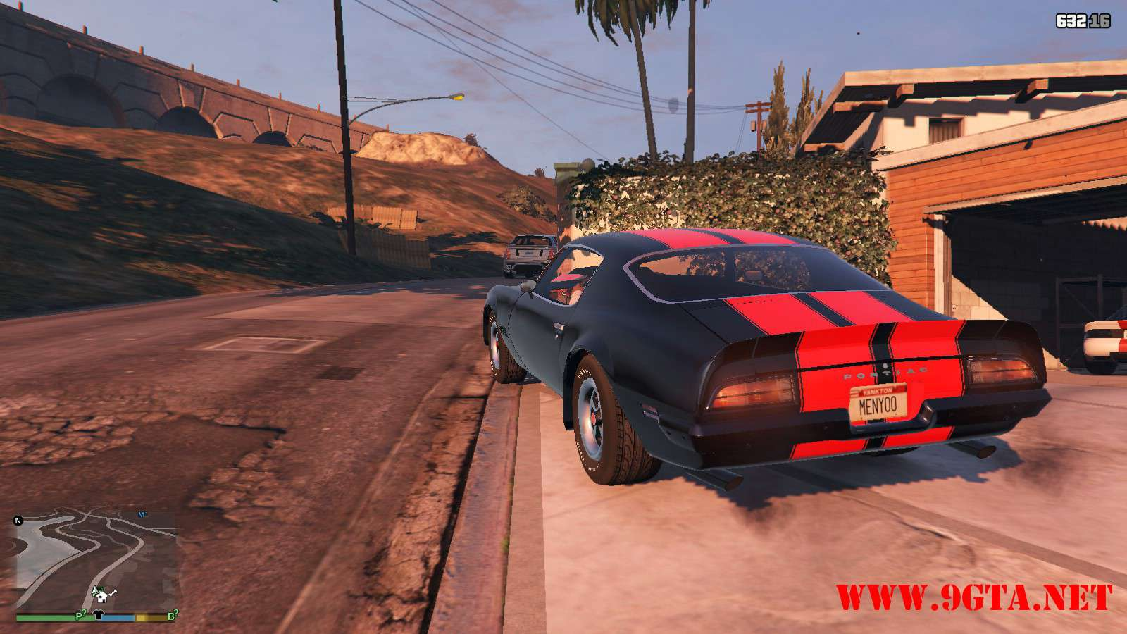 1970 Pontiac Firebird v1.0 GTA5 Mods (14)