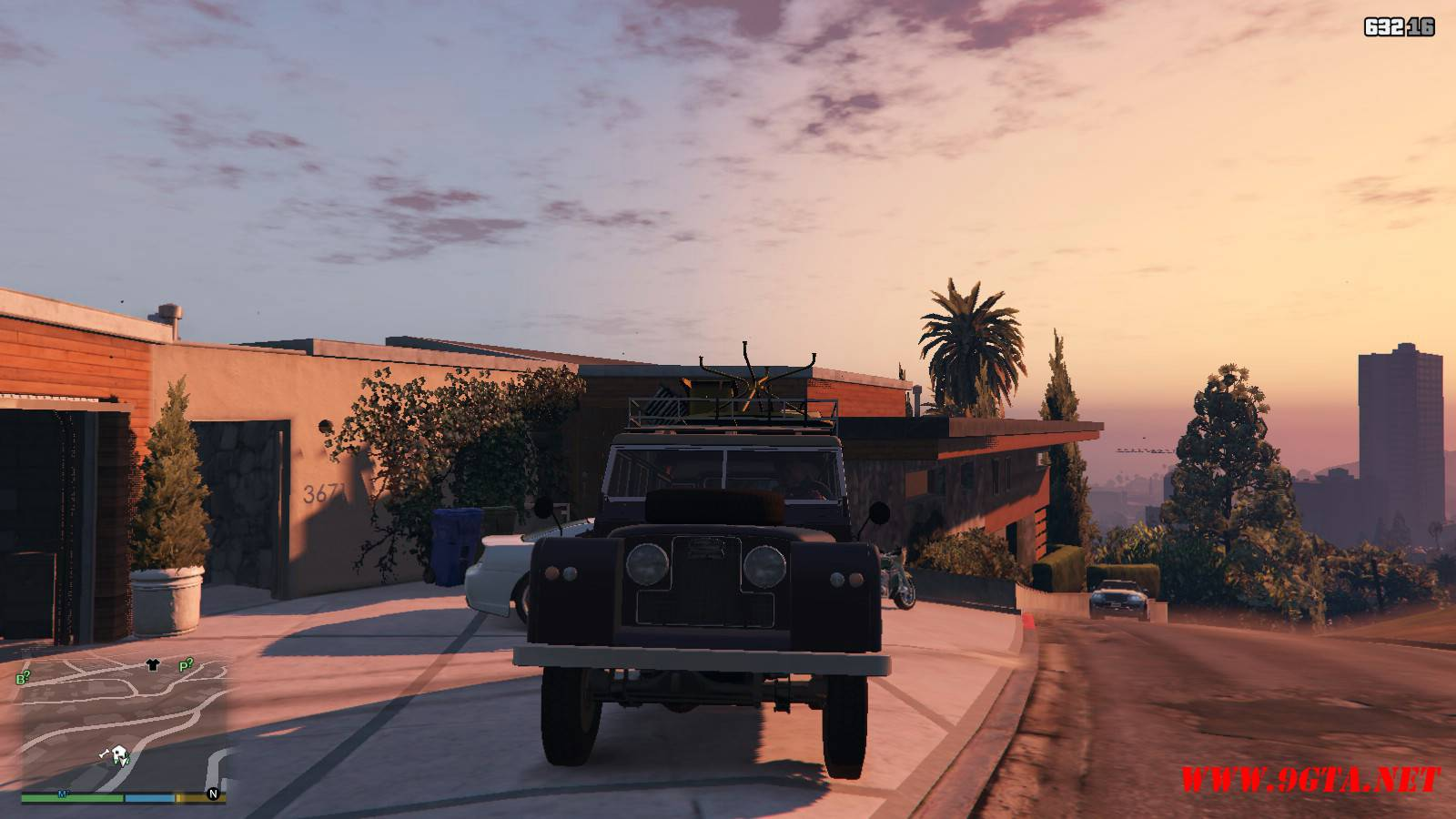 1971 Land Rover Series II Model 109A GTA5 Mods (5)