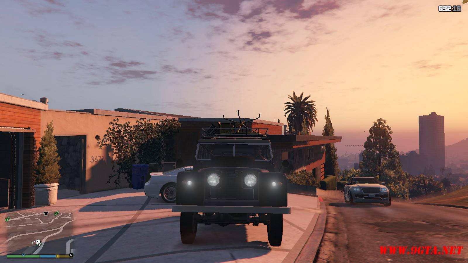 1971 Land Rover Series II Model 109A GTA5 Mods (6)
