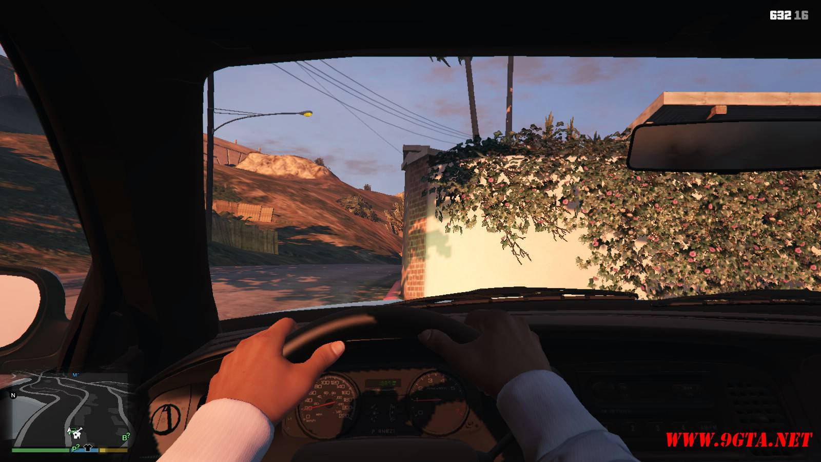 1996 Ford Crown Victoria GTA5 Mods (10)