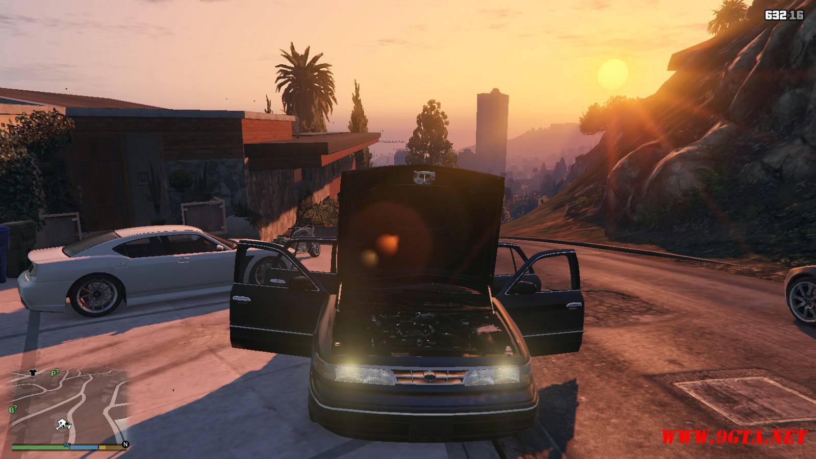 1996 Ford Crown Victoria GTA5 Mods (12)