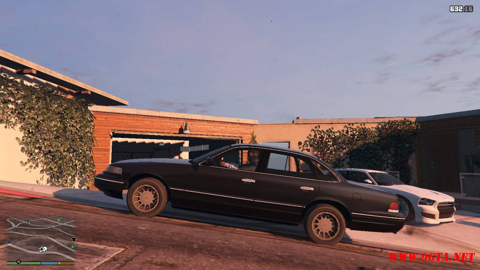 1996 Ford Crown Victoria GTA5 Mods (2)
