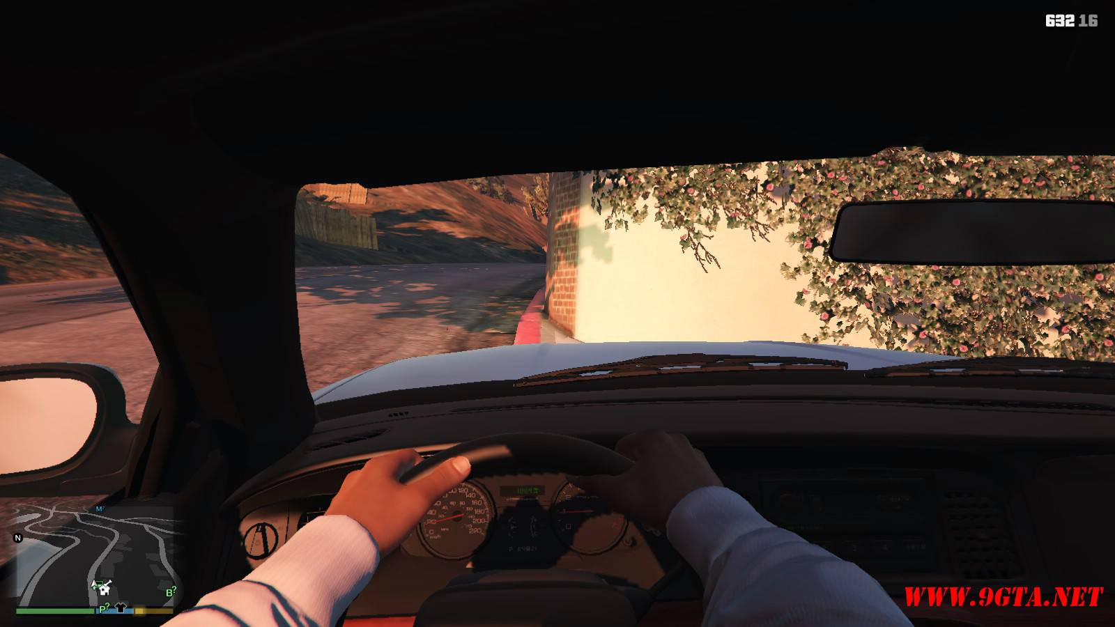 1996 Ford Crown Victoria GTA5 Mods (9)