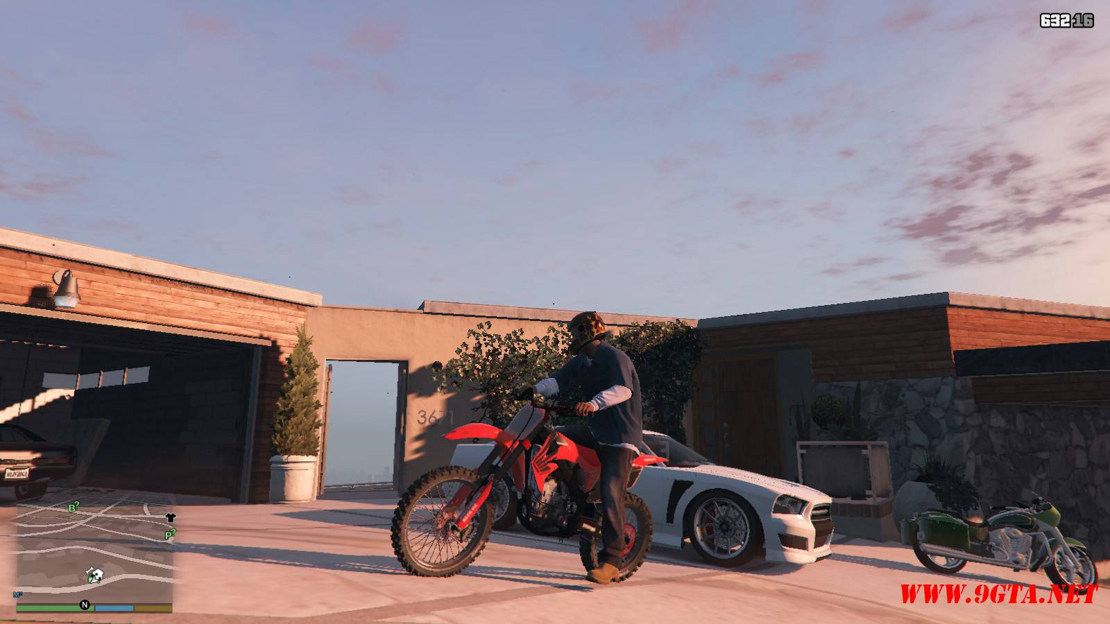 2009 Honda CR450F Special Edition GTA5 Mods (1)