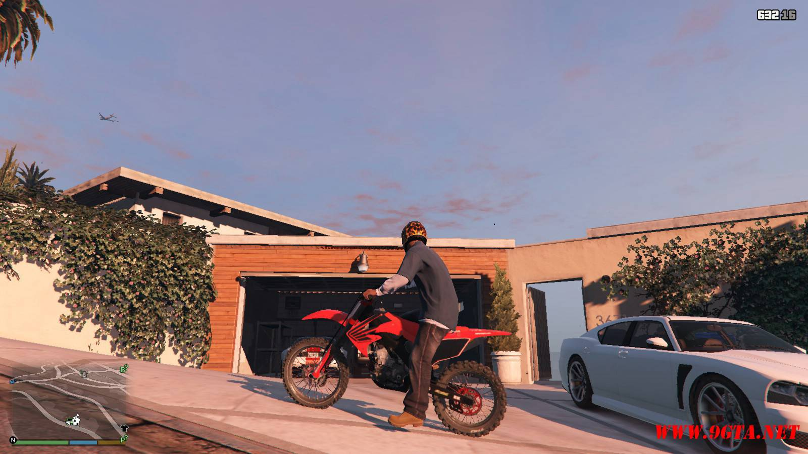 2009 Honda CR450F Special Edition GTA5 Mods (2)