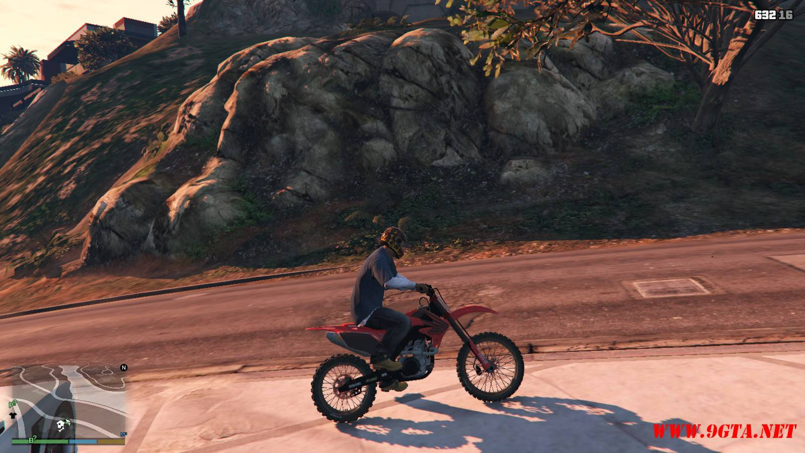 2009 Honda CR450F Special Edition GTA5 Mods (3)