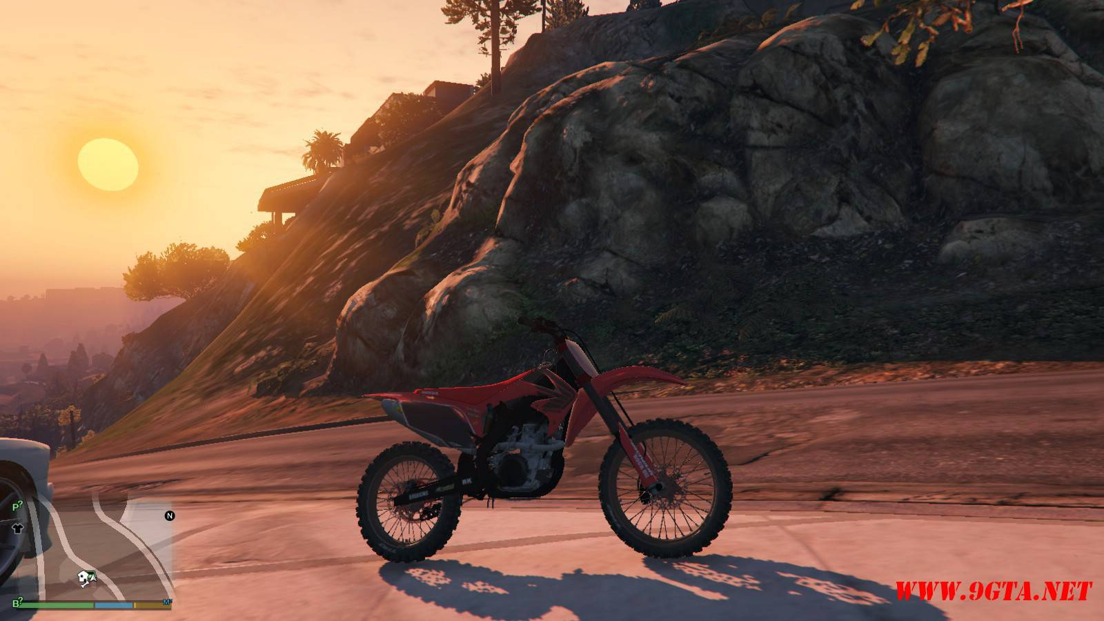 2009 Honda CR450F Special Edition GTA5 Mods (6)