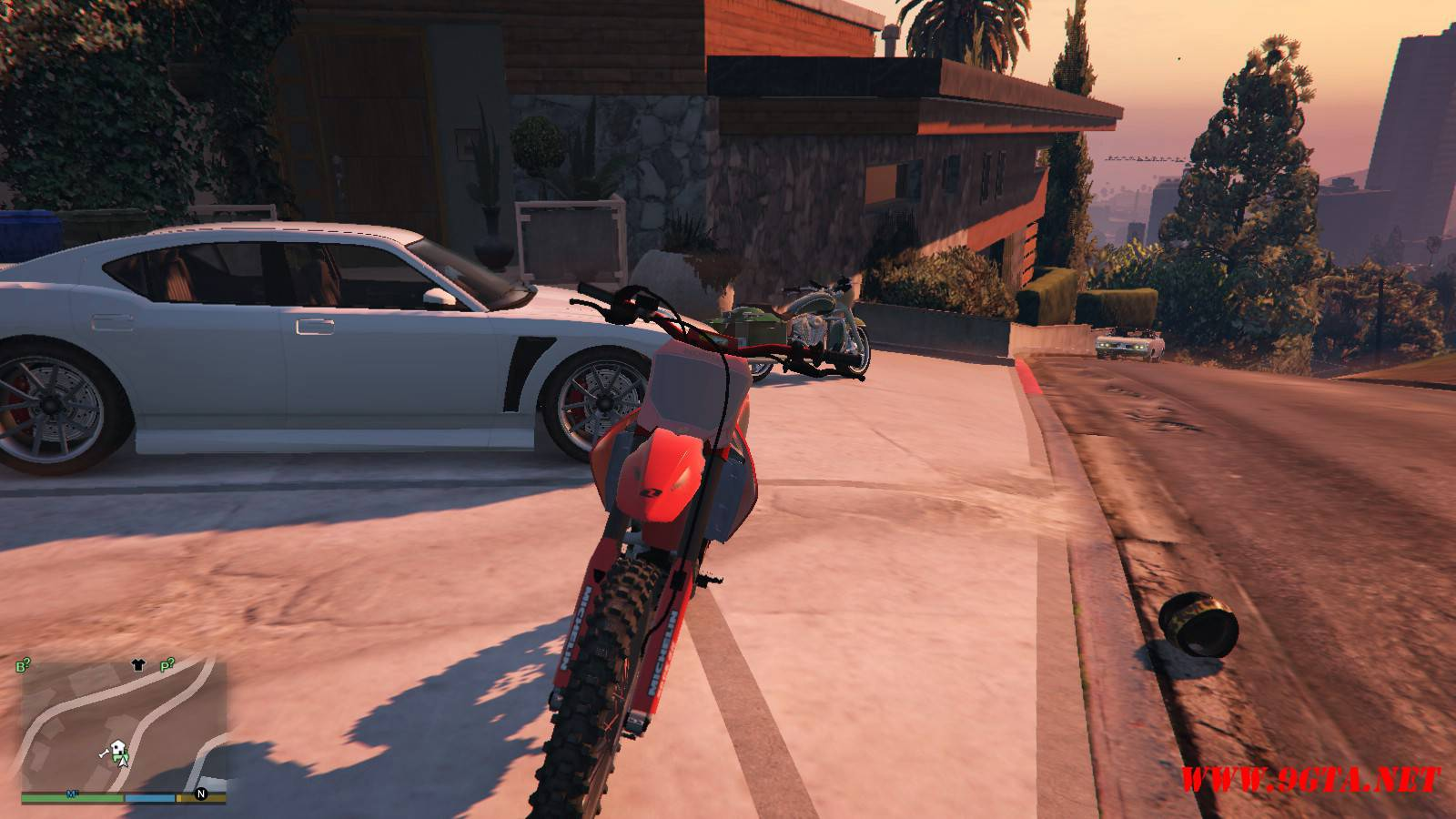 2009 Honda CR450F Special Edition GTA5 Mods (7)