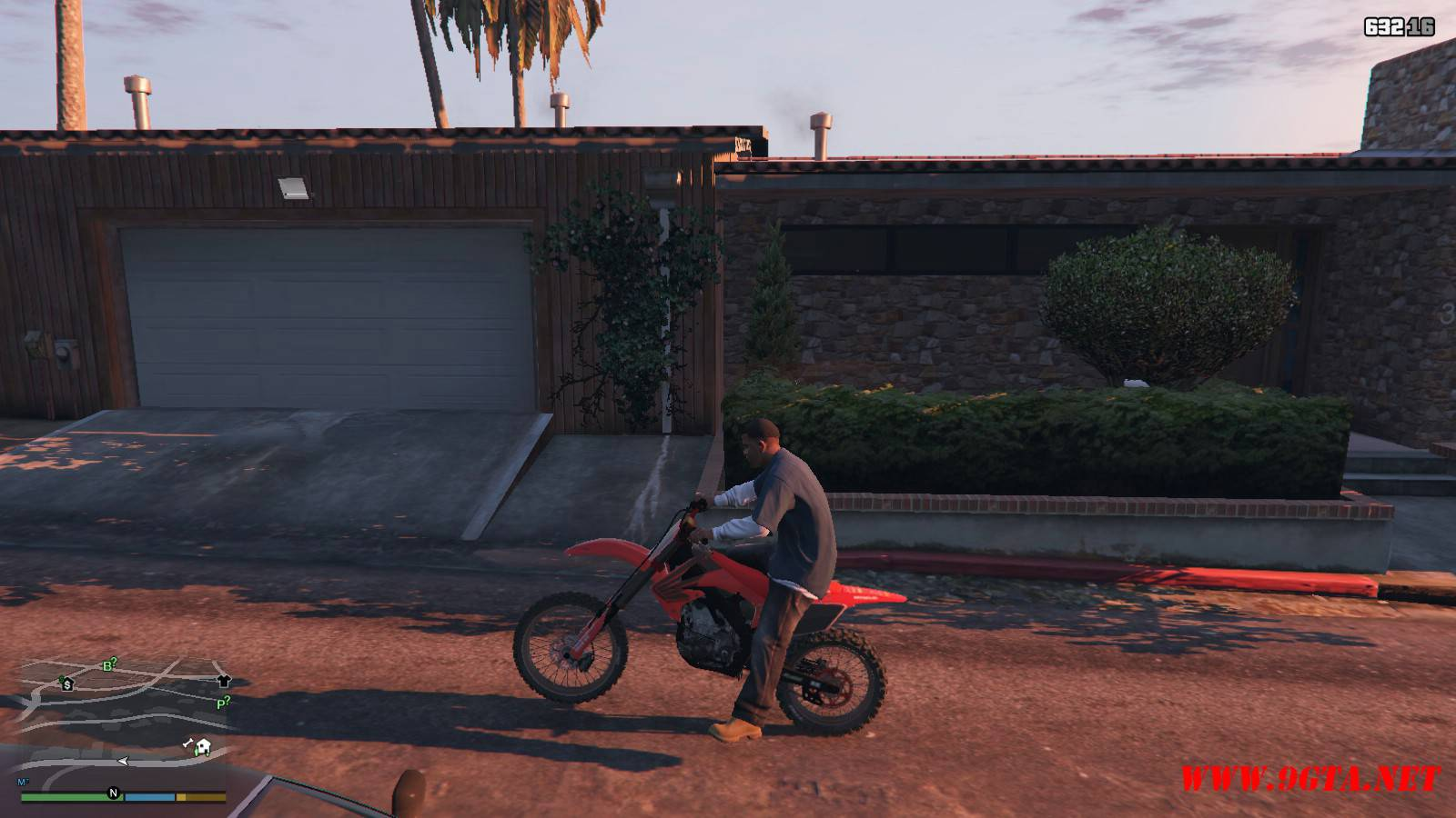 2009 Honda CR450F Special Edition GTA5 Mods (8)