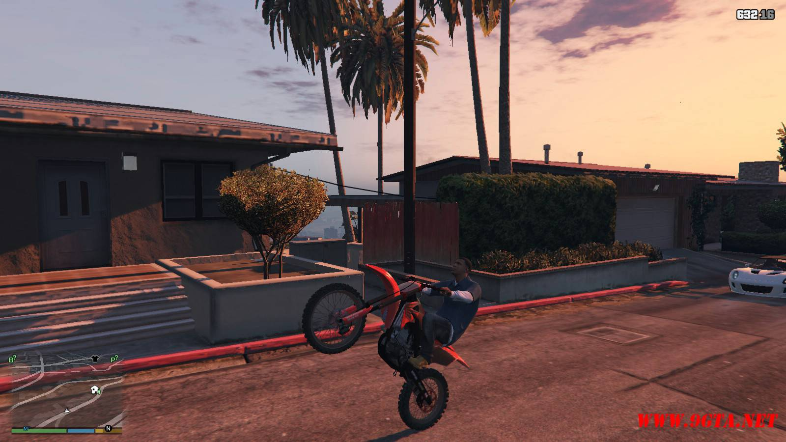 2009 Honda CR450F Special Edition GTA5 Mods (9)