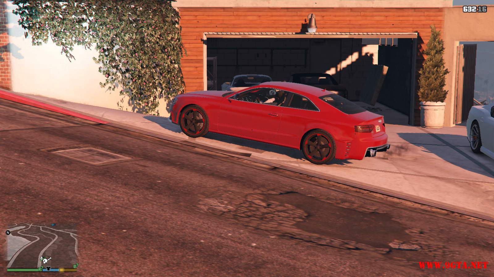 2011 Audi RS5 GTA5 Mods (12)