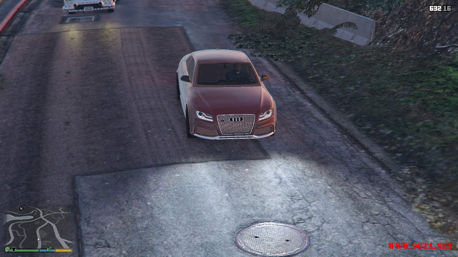 2011 Audi RS5 GTA5 Mods (19)