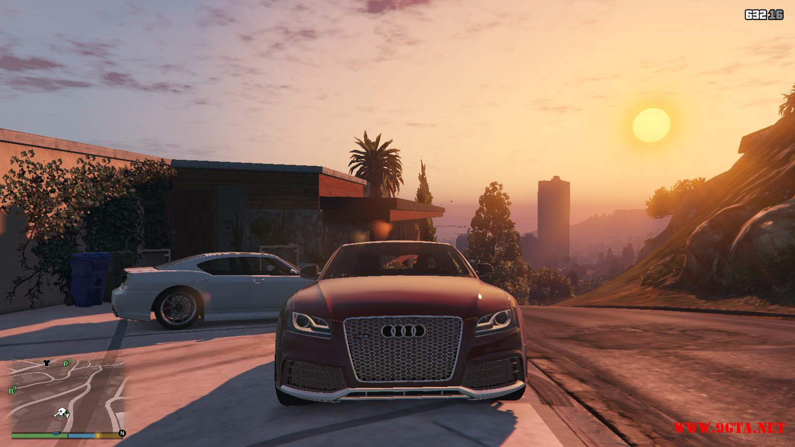 2011 Audi RS5 GTA5 Mods (6)