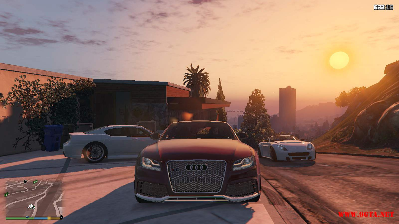 2011 Audi RS5 GTA5 Mods (7)