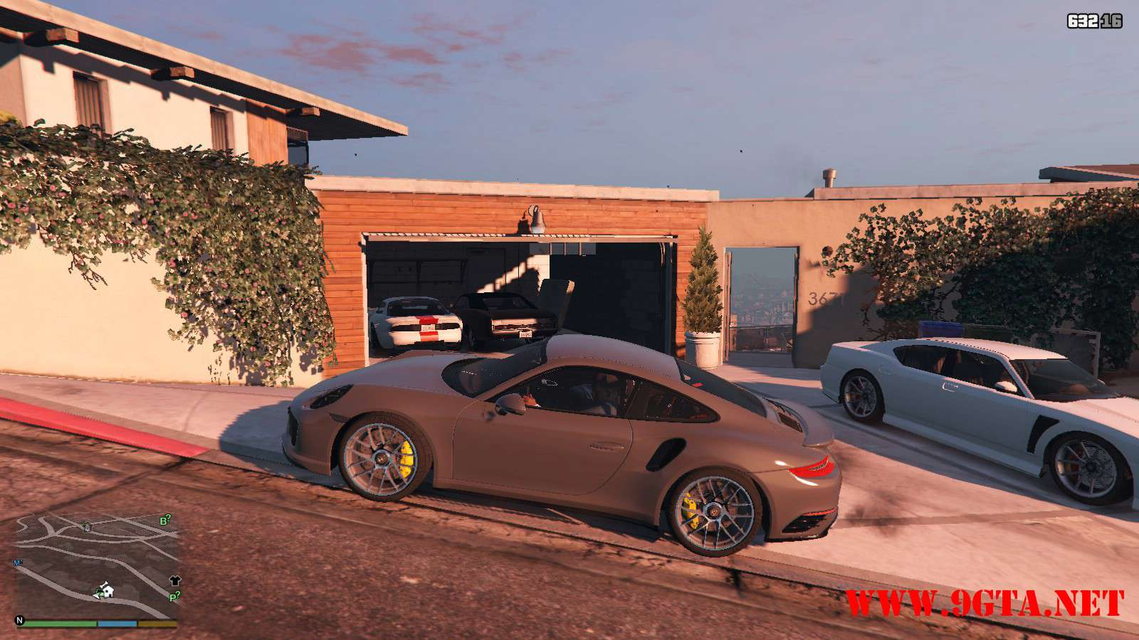 2016 Porsche 911 Turbo S GTA5 Mods (2)