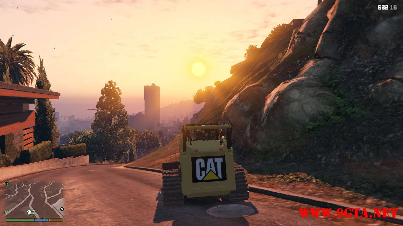2018 CAT 259B3 GTA5 Mods (3)
