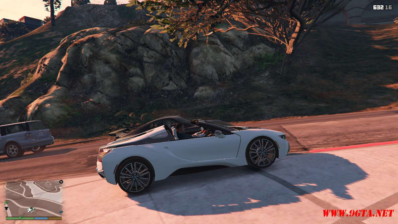2019 BMW I8 Roadster GTA5 Mods (1)