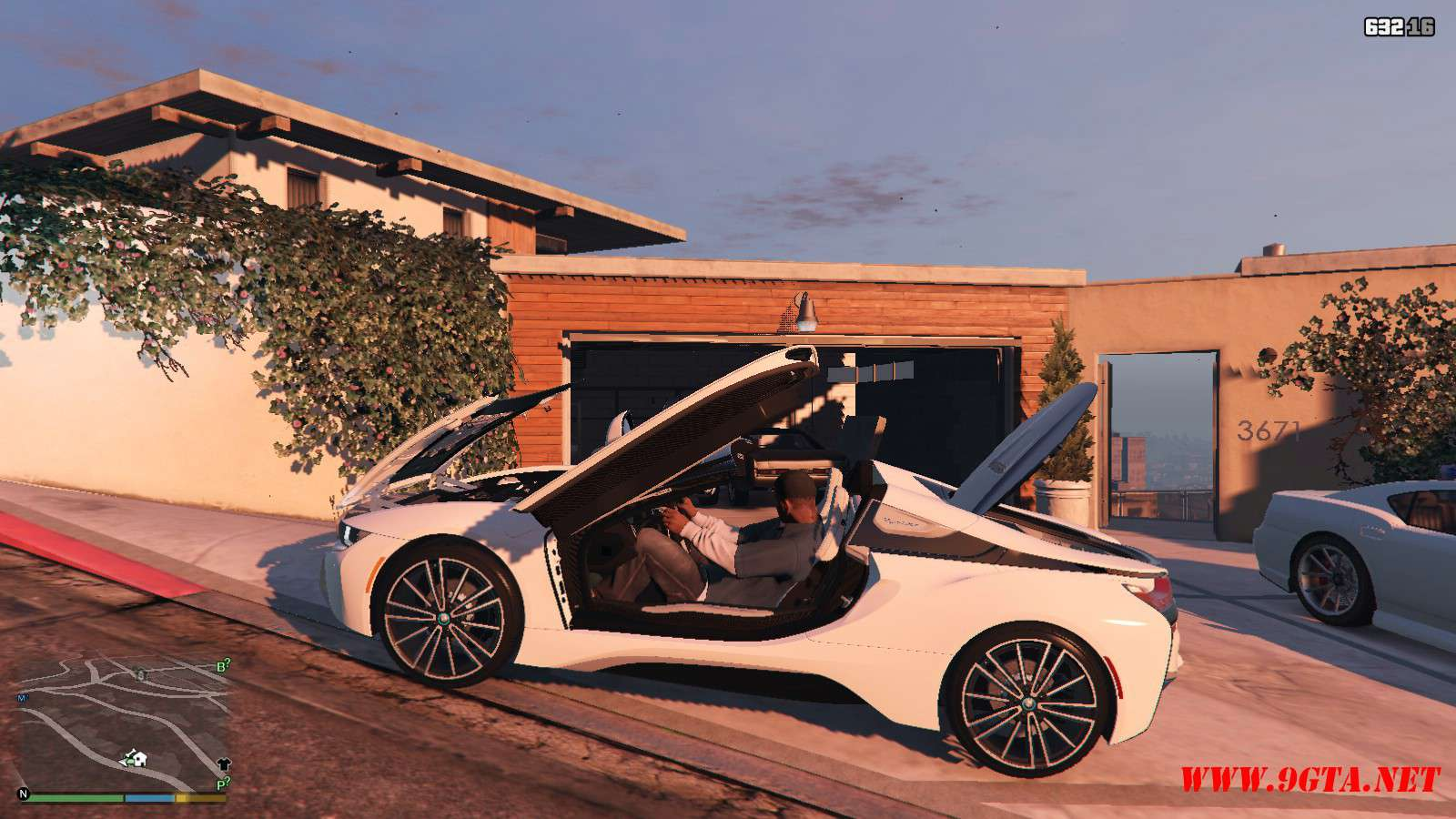 2019 BMW I8 Roadster GTA5 Mods (12)