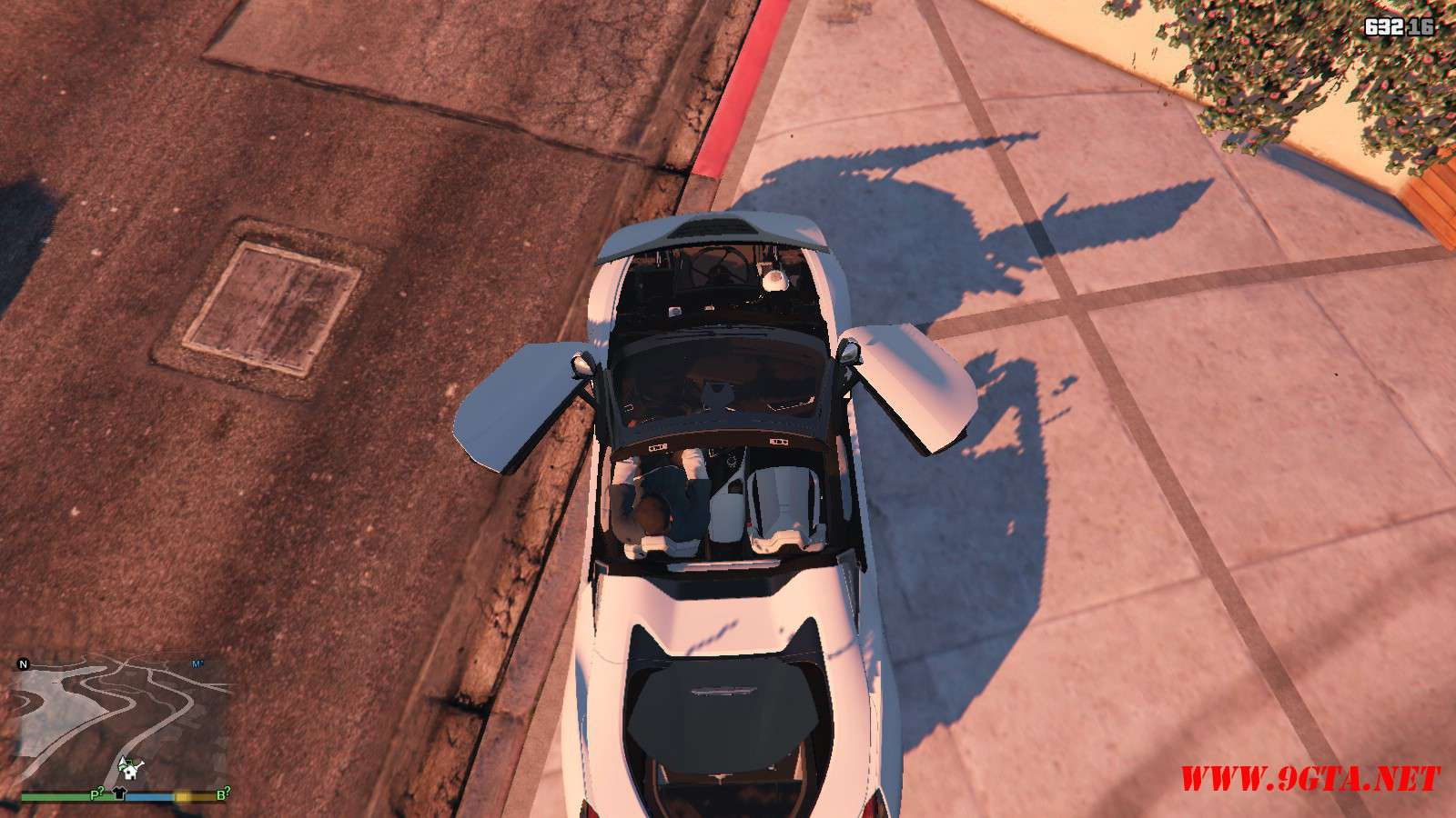 2019 BMW I8 Roadster GTA5 Mods (15)