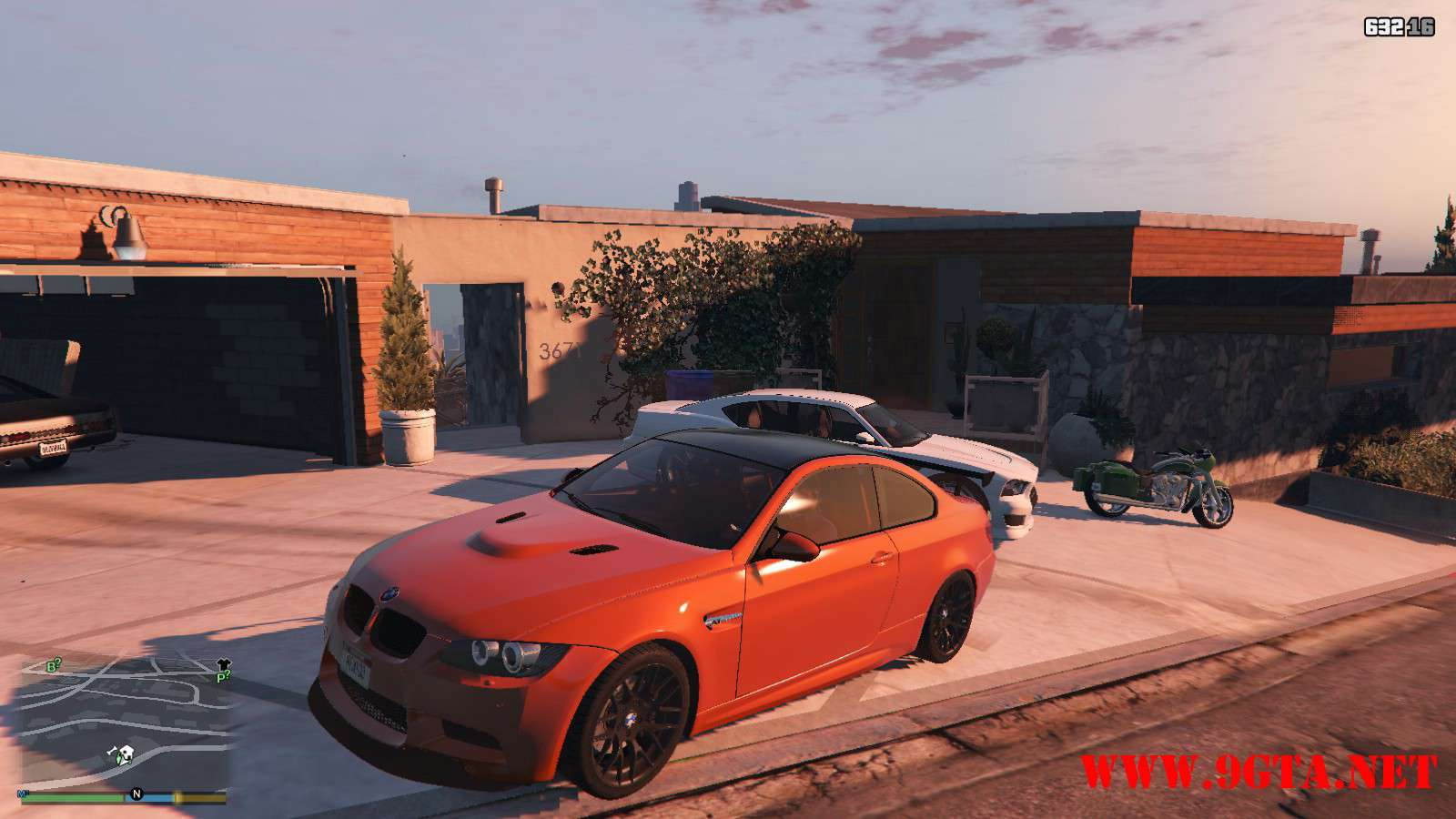BMW M3 E92 + M3 GTS GTA5 Mods (1)
