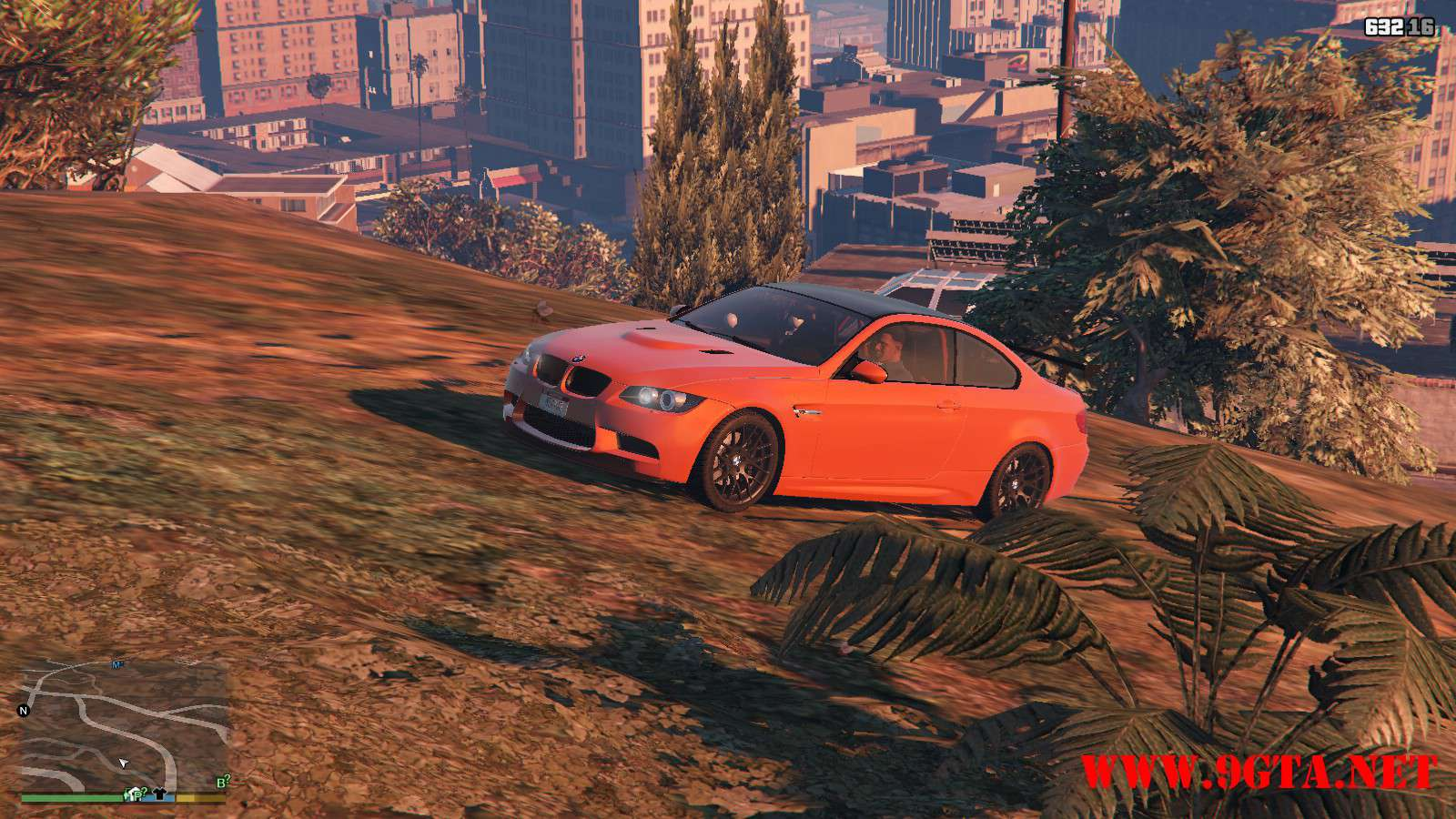 BMW M3 E92 + M3 GTS GTA5 Mods (11)