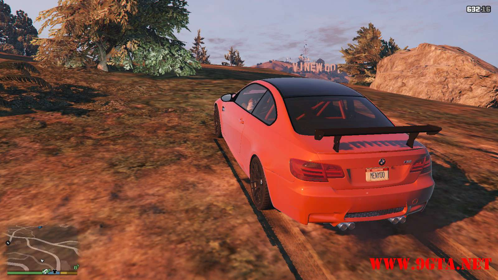 BMW M3 E92 + M3 GTS GTA5 Mods (13)