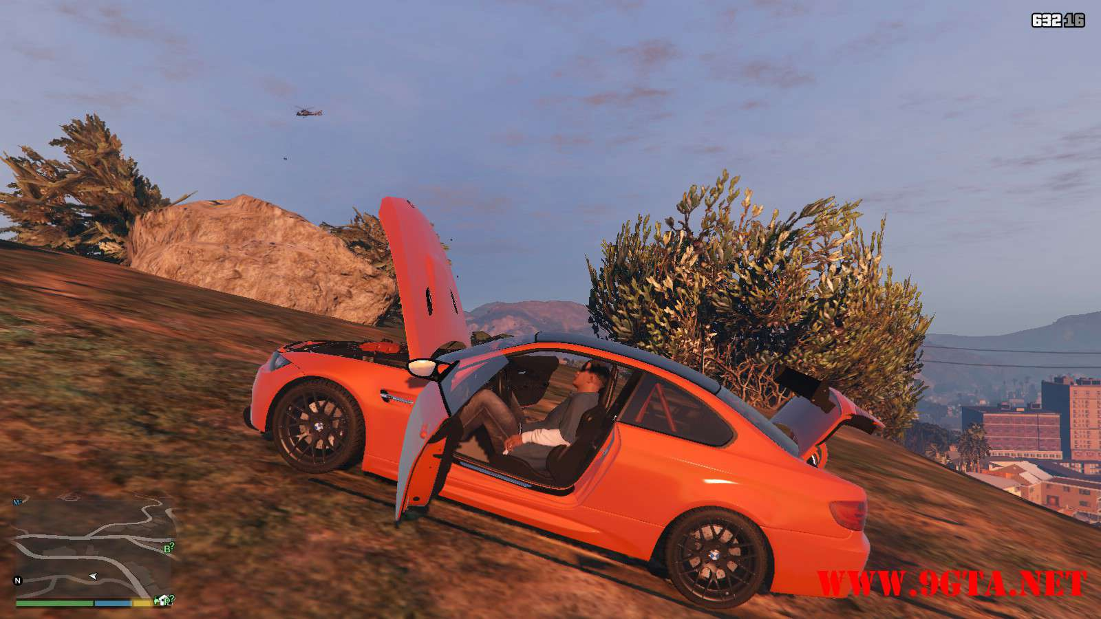 BMW M3 E92 + M3 GTS GTA5 Mods (18)