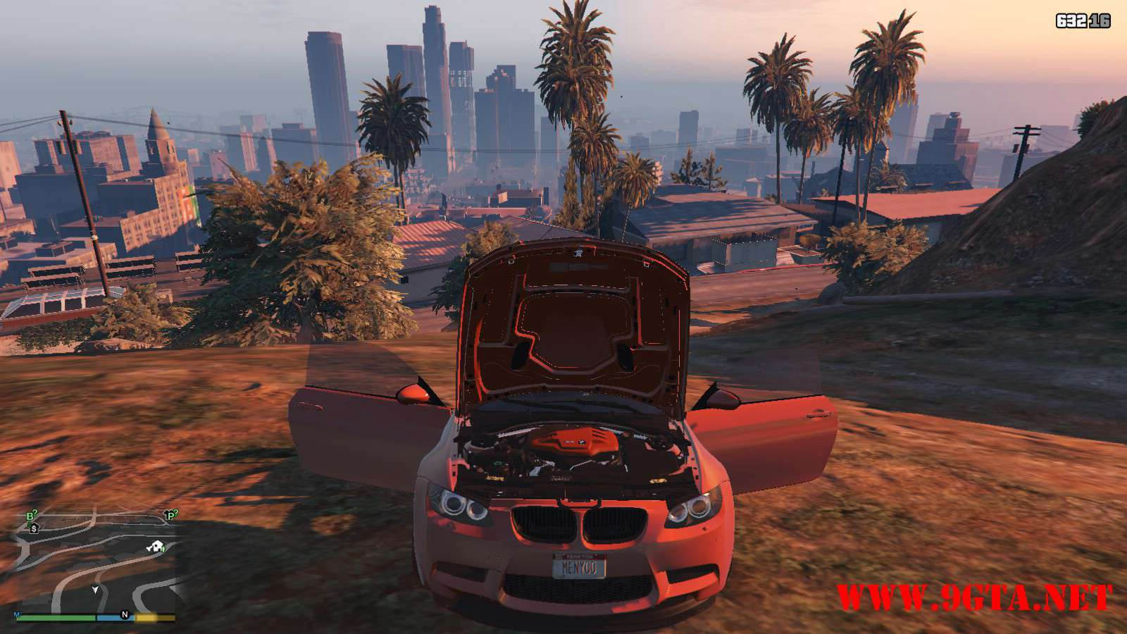 BMW M3 E92 + M3 GTS GTA5 Mods (19)
