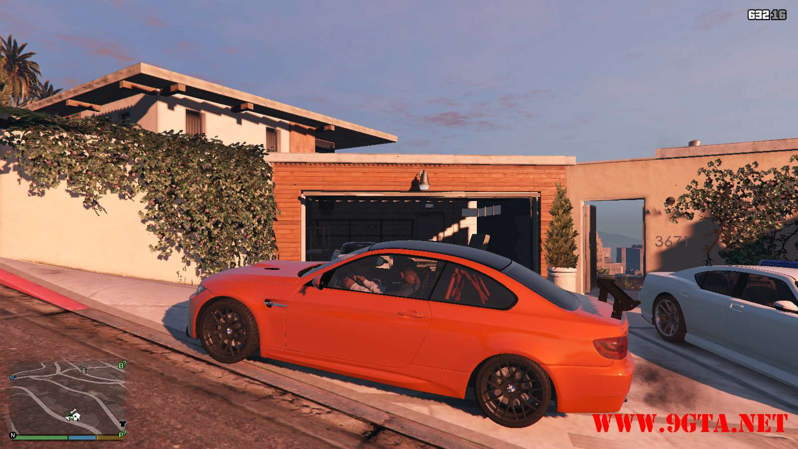 BMW M3 E92 + M3 GTS GTA5 Mods (2)