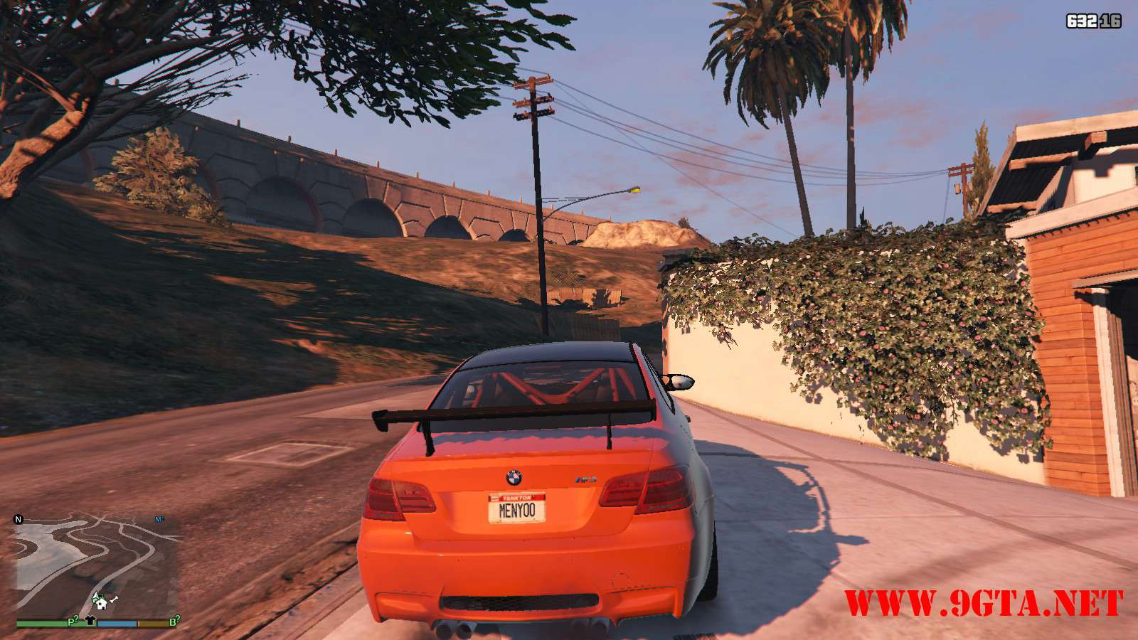 BMW M3 E92 + M3 GTS GTA5 Mods (3)