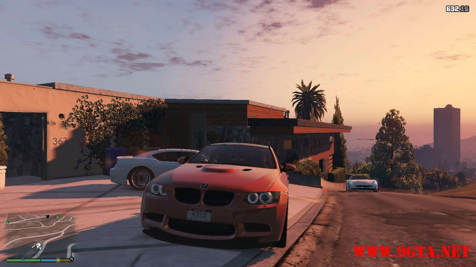 BMW M3 E92 + M3 GTS GTA5 Mods (5)