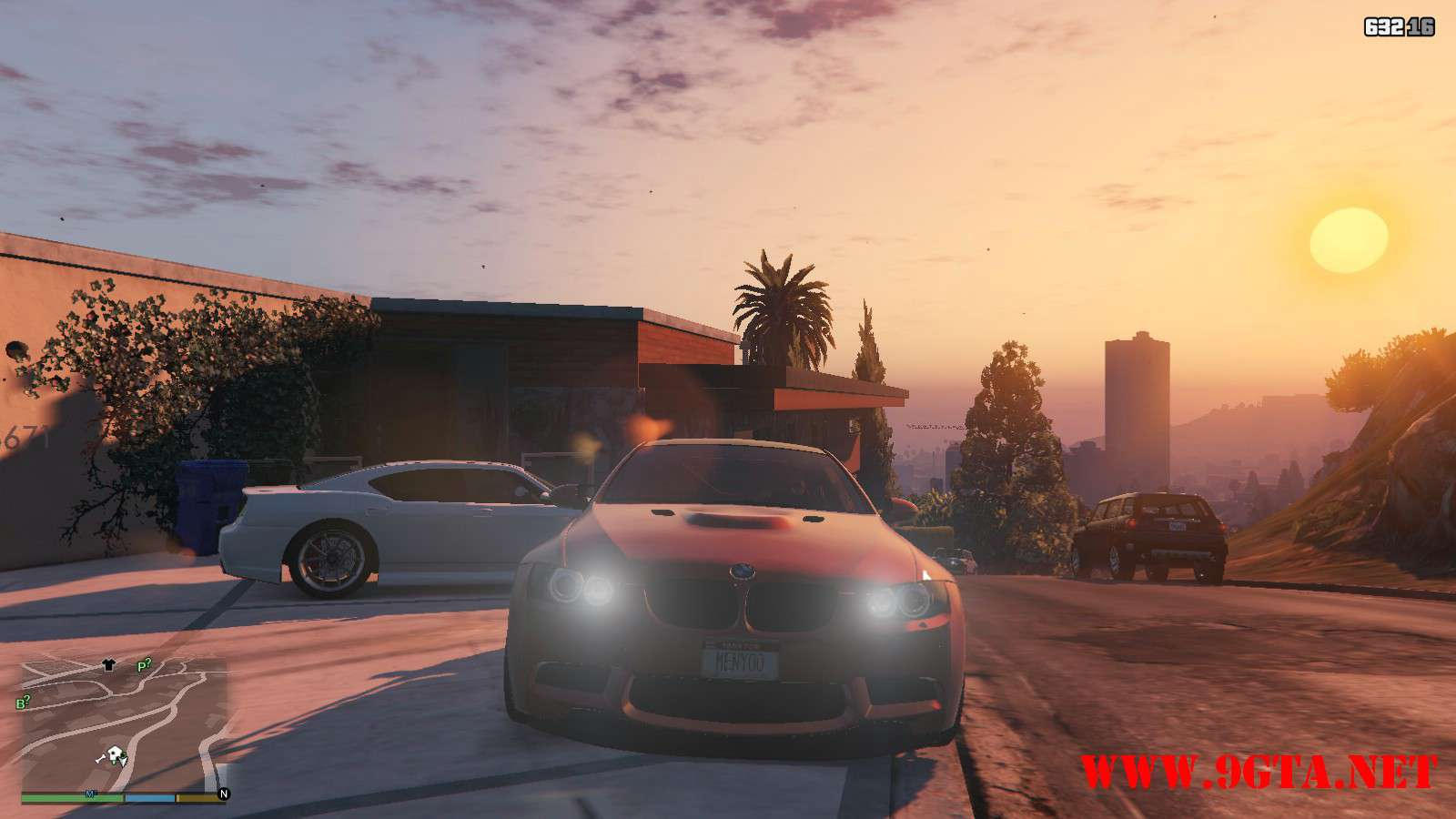 BMW M3 E92 + M3 GTS GTA5 Mods (6)