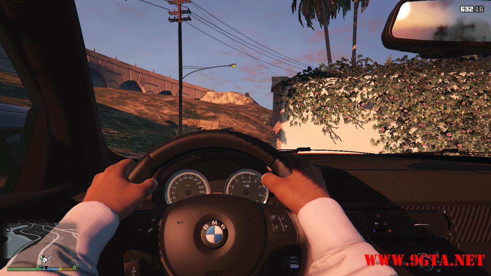 BMW M3 E92 + M3 GTS GTA5 Mods (8)