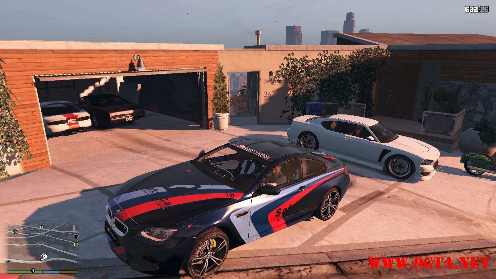 BMW M6 Coupe 2013 V2.0 GTA5 Mods (1)