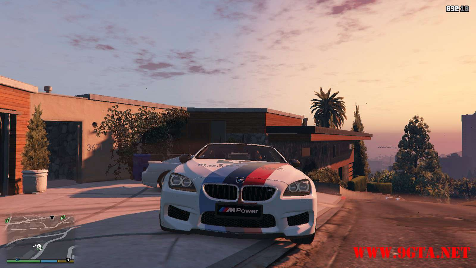 BMW M6 Coupe 2013 V2.0 GTA5 Mods (10)