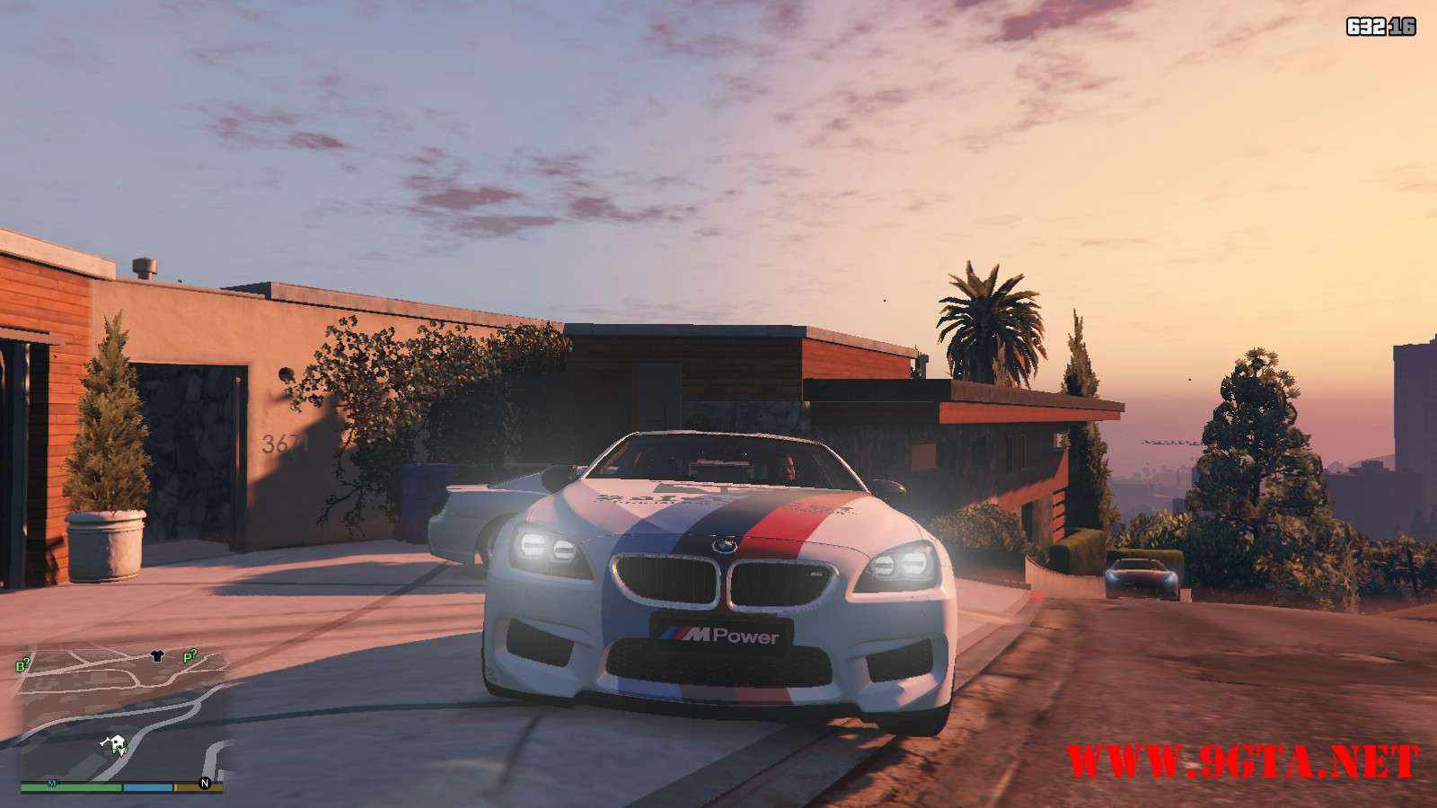 BMW M6 Coupe 2013 V2.0 GTA5 Mods (11)