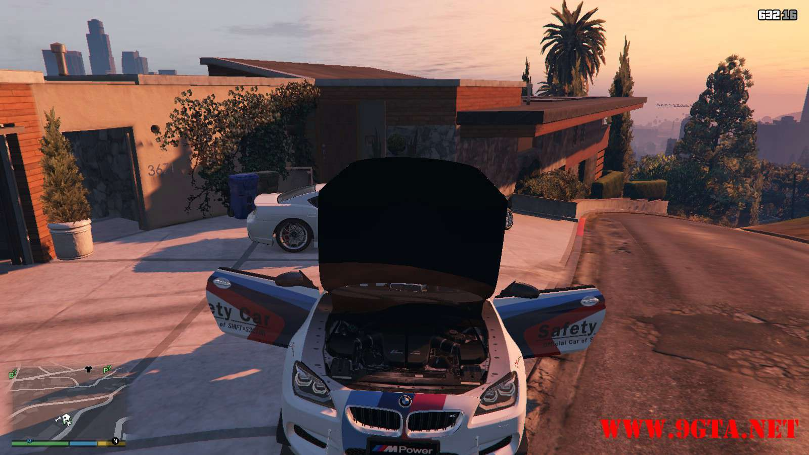 BMW M6 Coupe 2013 V2.0 GTA5 Mods (13)