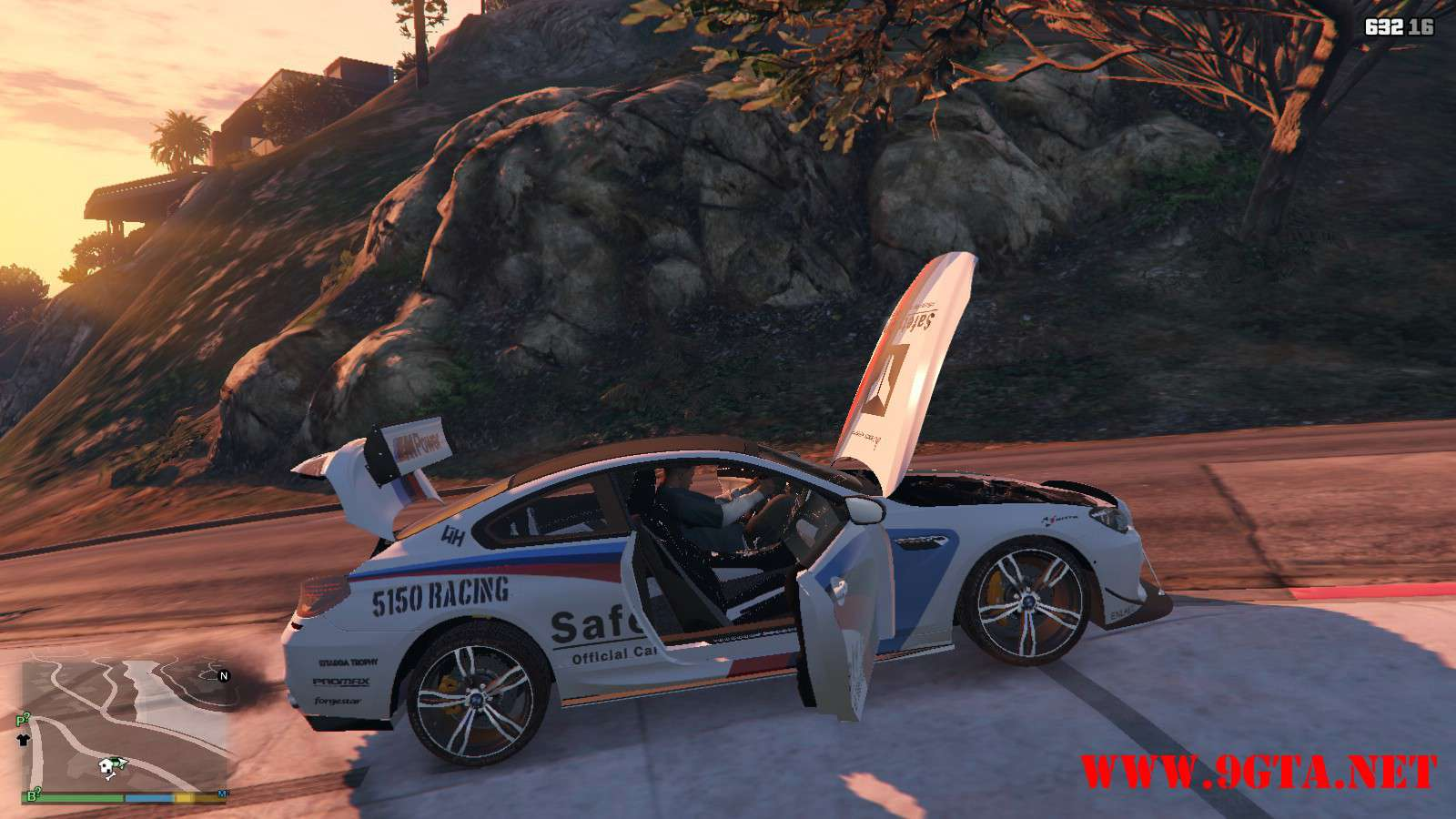 BMW M6 Coupe 2013 V2.0 GTA5 Mods (14)