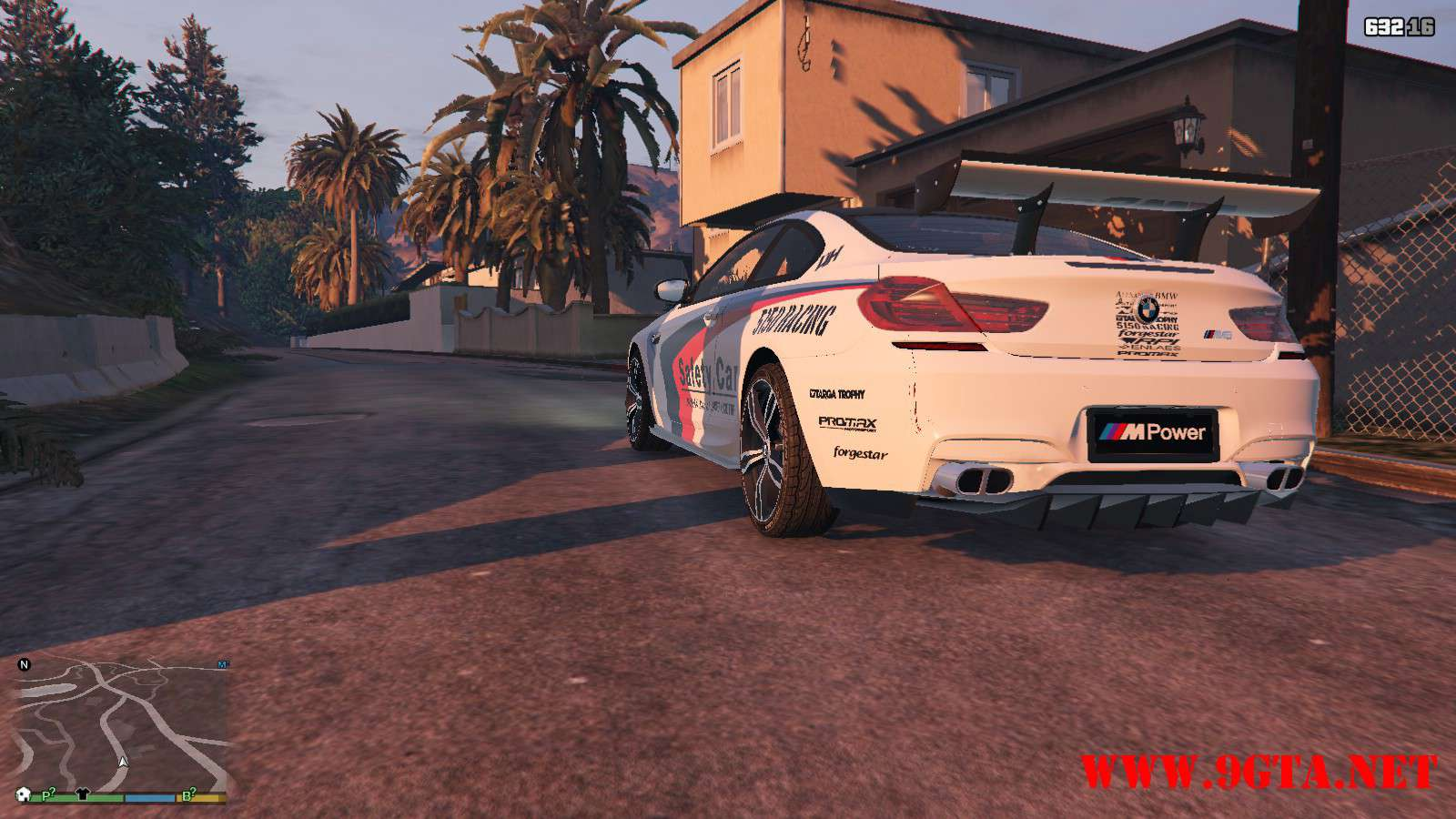 BMW M6 Coupe 2013 V2.0 GTA5 Mods (19)