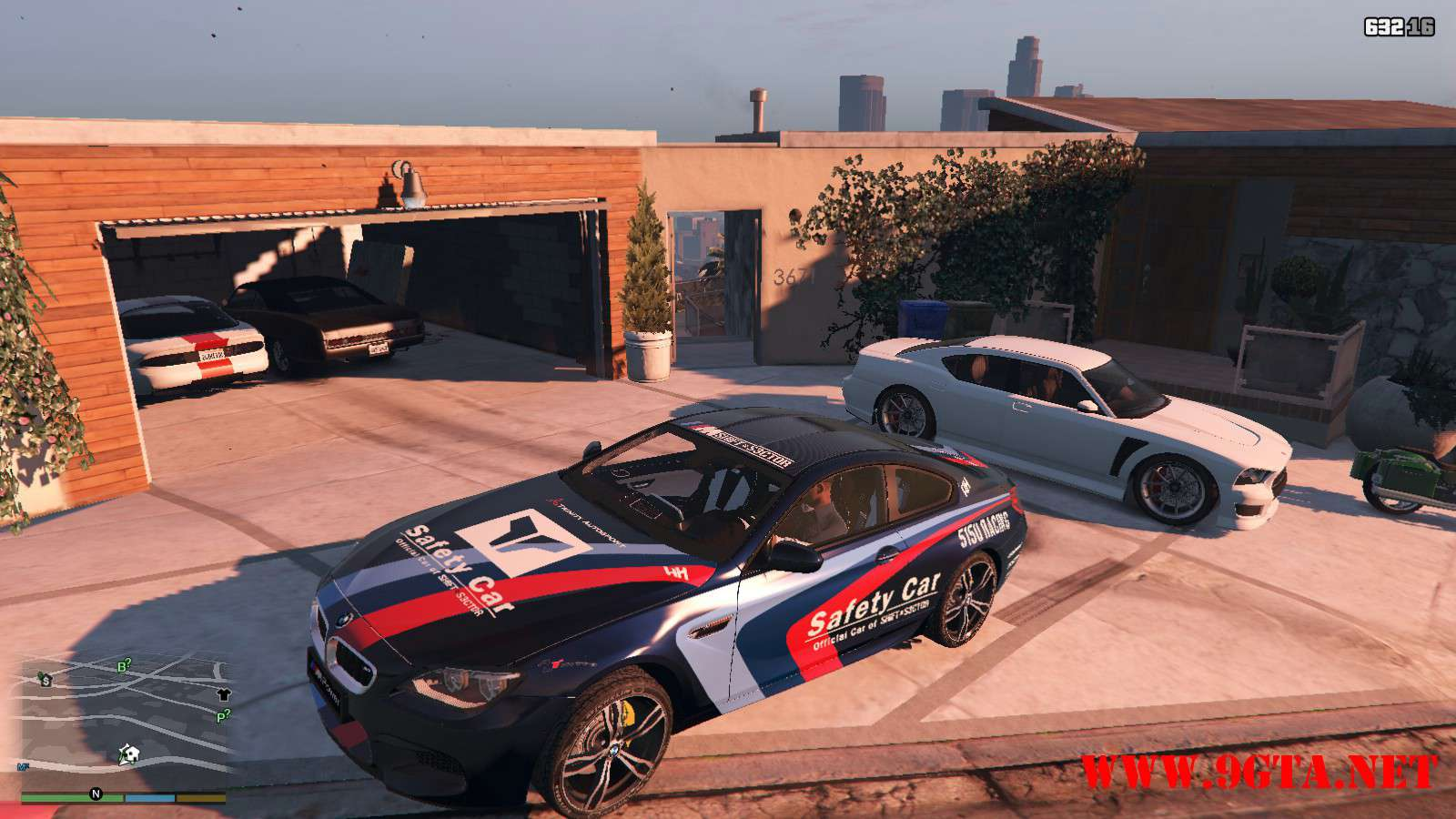 BMW M6 Coupe 2013 V2.0 GTA5 Mods (2)
