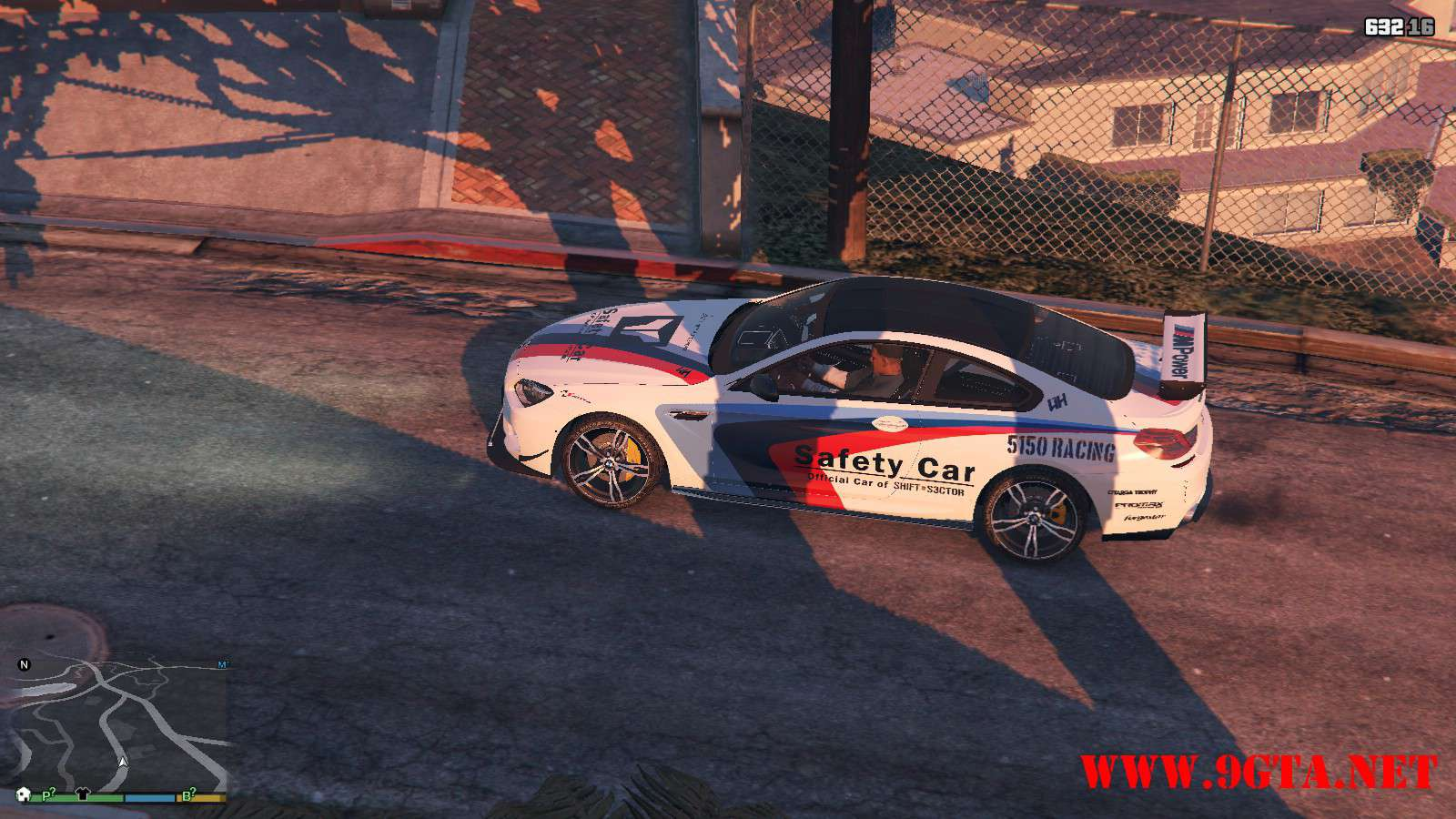 BMW M6 Coupe 2013 V2.0 GTA5 Mods (20)
