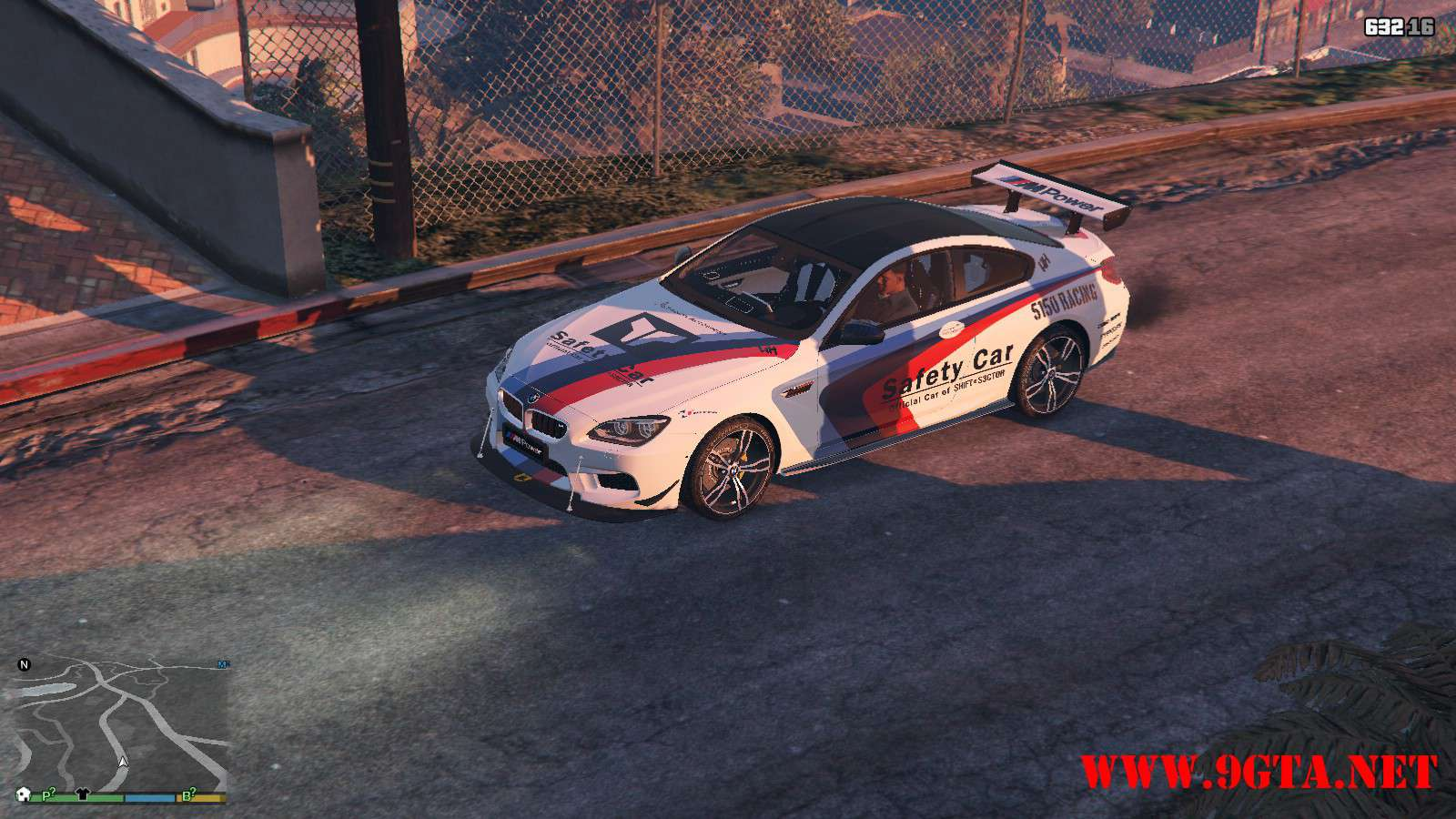 BMW M6 Coupe 2013 V2.0 GTA5 Mods (21)