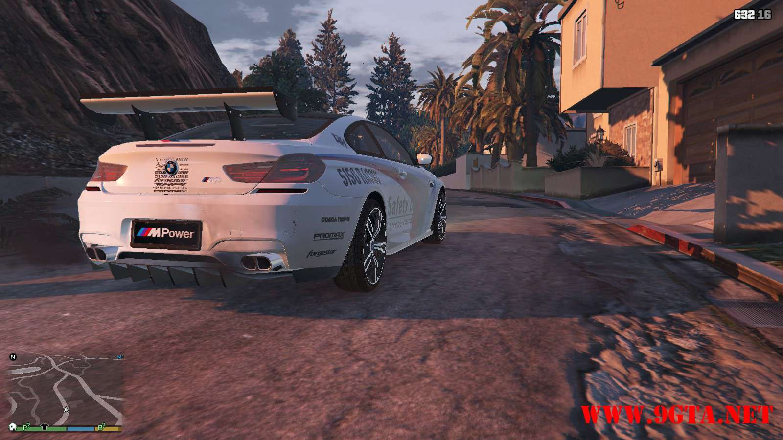 BMW M6 Coupe 2013 V2.0 GTA5 Mods (22)