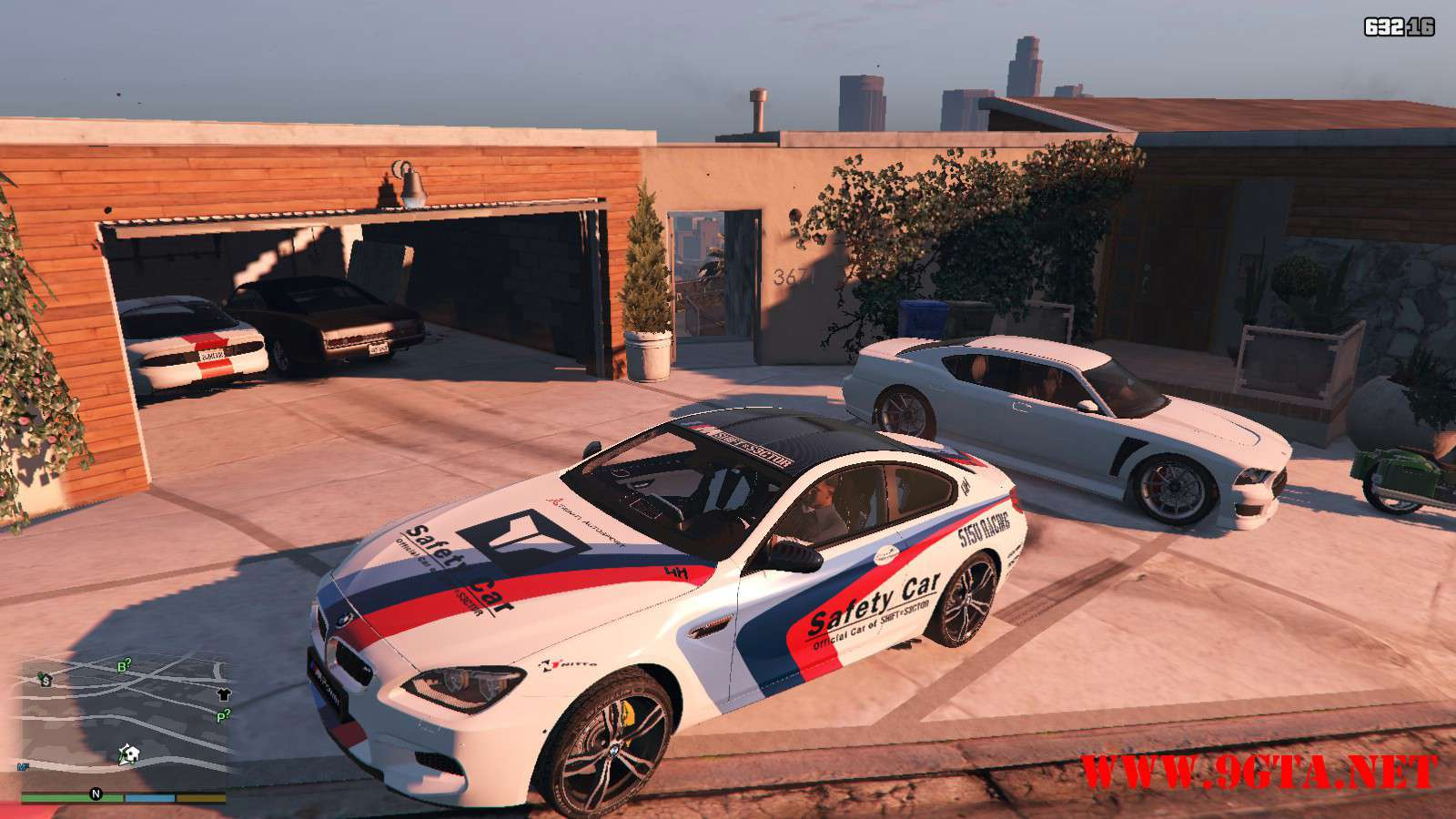 BMW M6 Coupe 2013 V2.0 GTA5 Mods (3)