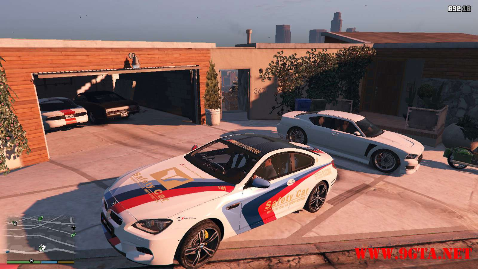 BMW M6 Coupe 2013 V2.0 GTA5 Mods (4)