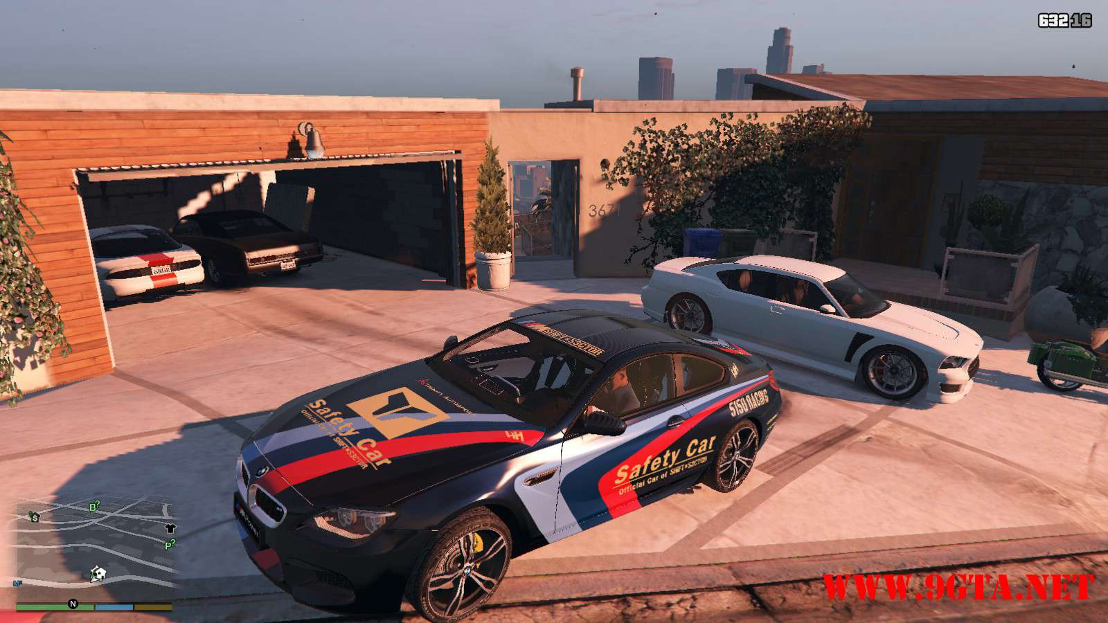 BMW M6 Coupe 2013 V2.0 GTA5 Mods (5)