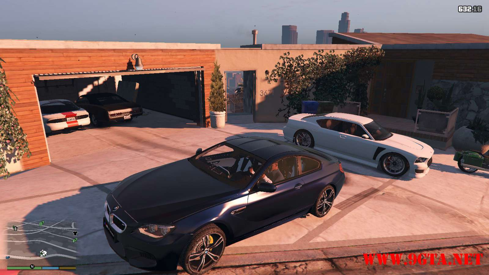 BMW M6 Coupe 2013 V2.0 GTA5 Mods (6)