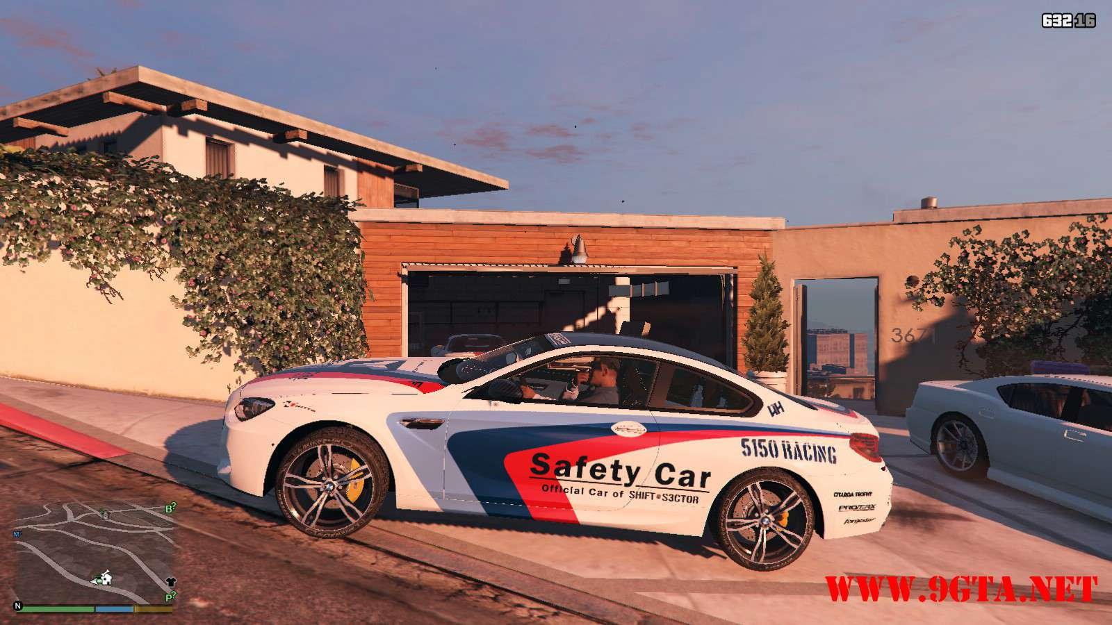 BMW M6 Coupe 2013 V2.0 GTA5 Mods (7)